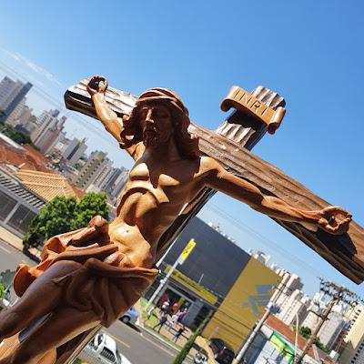 Concentrar-se em Nosso Senhor Jesus Cristo