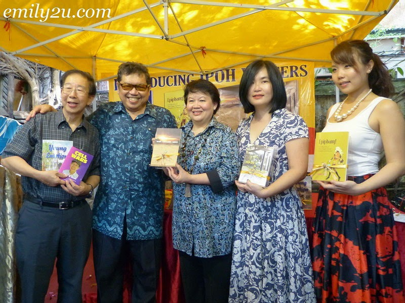 Introducing Ipoh Authors