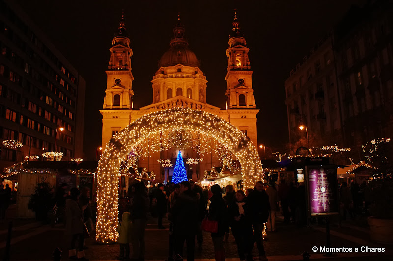 Natal em Budapeste