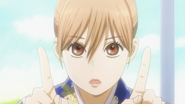 Chihayafuru 2 Episode 5 Screenshot 1
