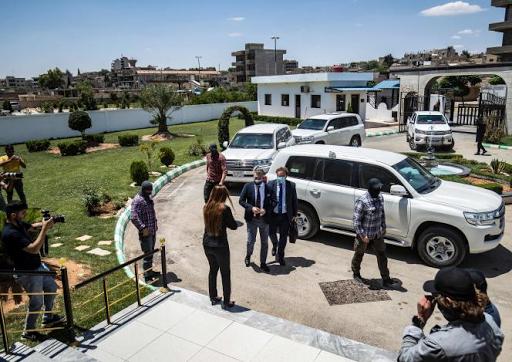 السلطات الكردية في سوريا تسلم 4 عناصر هولنديين