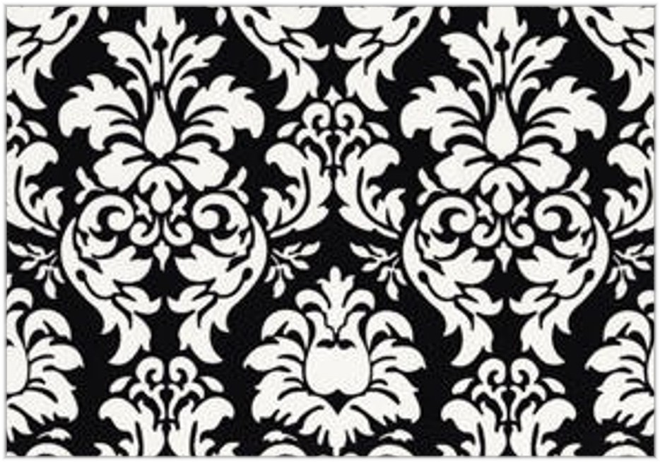 i HEART damask! ~ A Sister's Home