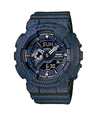 Jam Tangan Casio G-Shock GBA-800 Training Timer