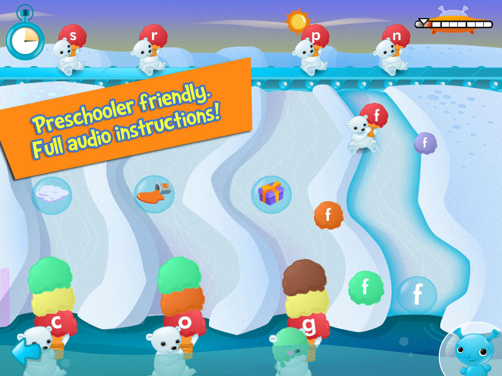 i Learn With Boing Ice Land Adventures Image 1