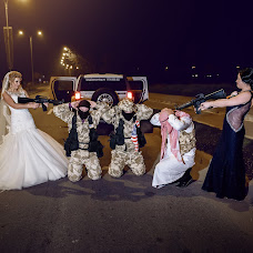 Wedding photographer Sabin Neacsa (blackandyellow). Photo of 22.11.2016
