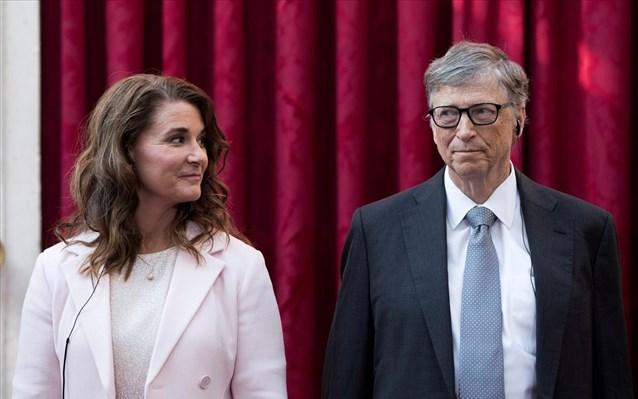 ΗΠΑ: Χωρίζουν ο Μπιλ και η Μελίντα Γκέιτς