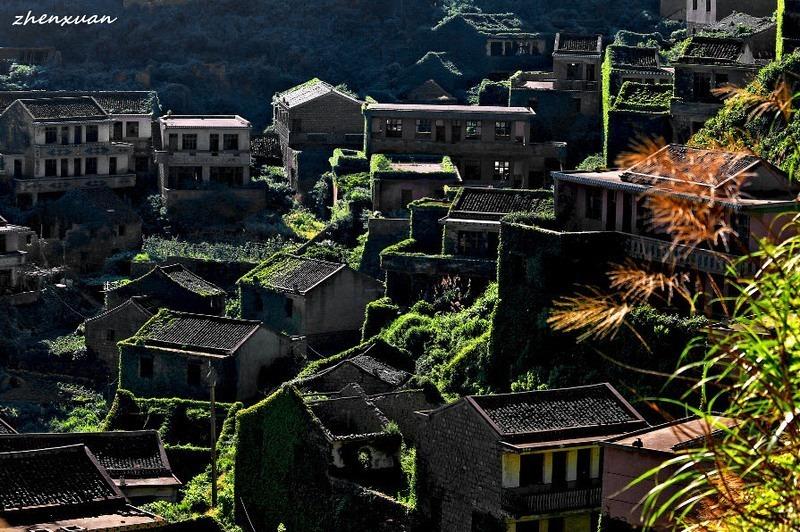 gouqi-island-abandoned-village-5