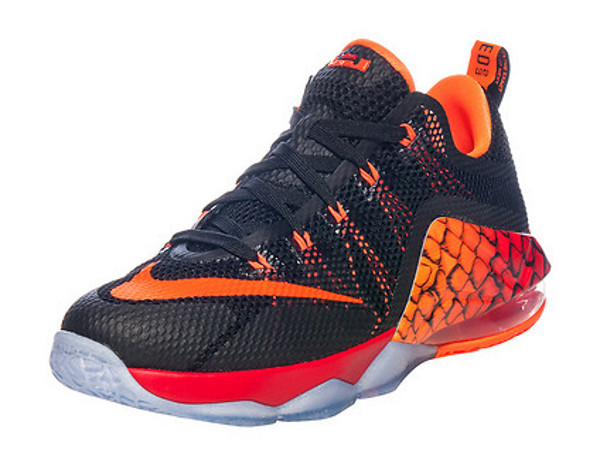outlet store edbb9 603bc Nike LeBron 12 Low Fishing Scales Available in Kids Sizes ...