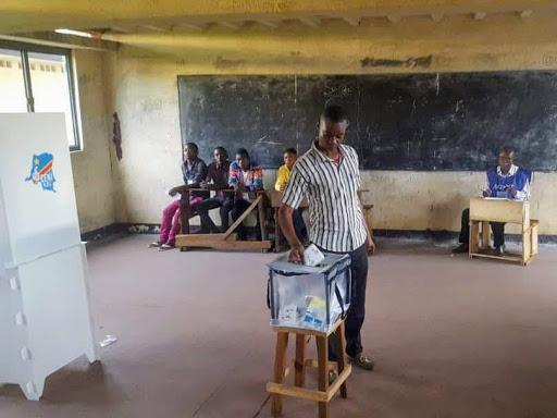 Elections déroulement du vote en rdc radio okapi