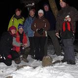 Góry Świętokrzyskie - grudzień 2011