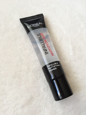 L'oreal's infallible primer