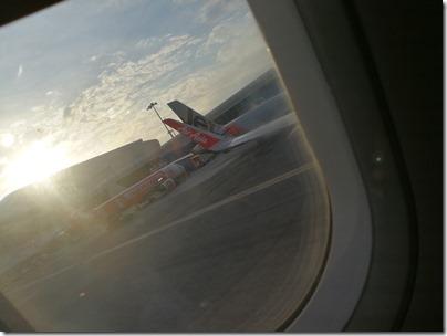 flight delayed :/