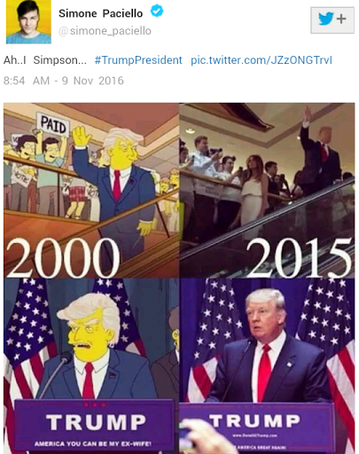 Readers Deluxe- How The Simpsons Predicted Trump's Victory In 2000 1