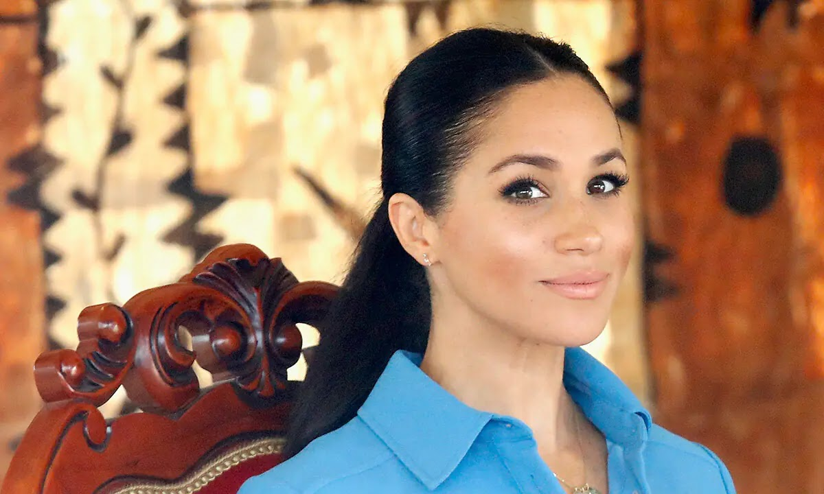 Meghan Markle's 8th Grade Book Revealed – Inspired by Her Dad