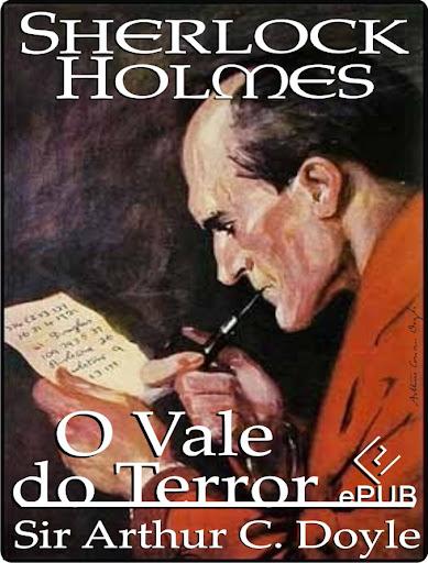 Sherlock Holmes em O Vale do Terror