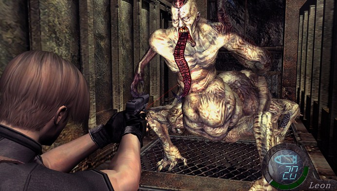 Resident Evil 4 Ultimate HD Edition PC Game Free Download Full Version