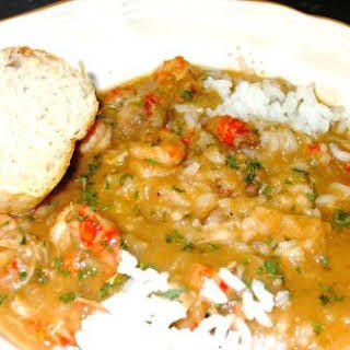 Crawfish Etouffee - Louisiana's Best.