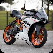 Sport Bike Wallpaper 4K