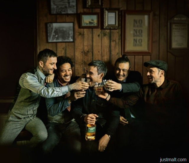 """Tullamore D.E.W. Irish Whiskey's """"Beauty of Blend"""" Campaign Makes Global Debut in the U.S."""