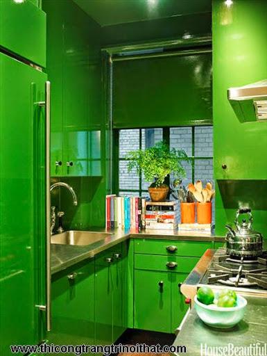 Những thiết kế thông minh cho nhà bếp nhỏ hẹp - <strong><em>Thiết kế nội thất</em></strong>-10