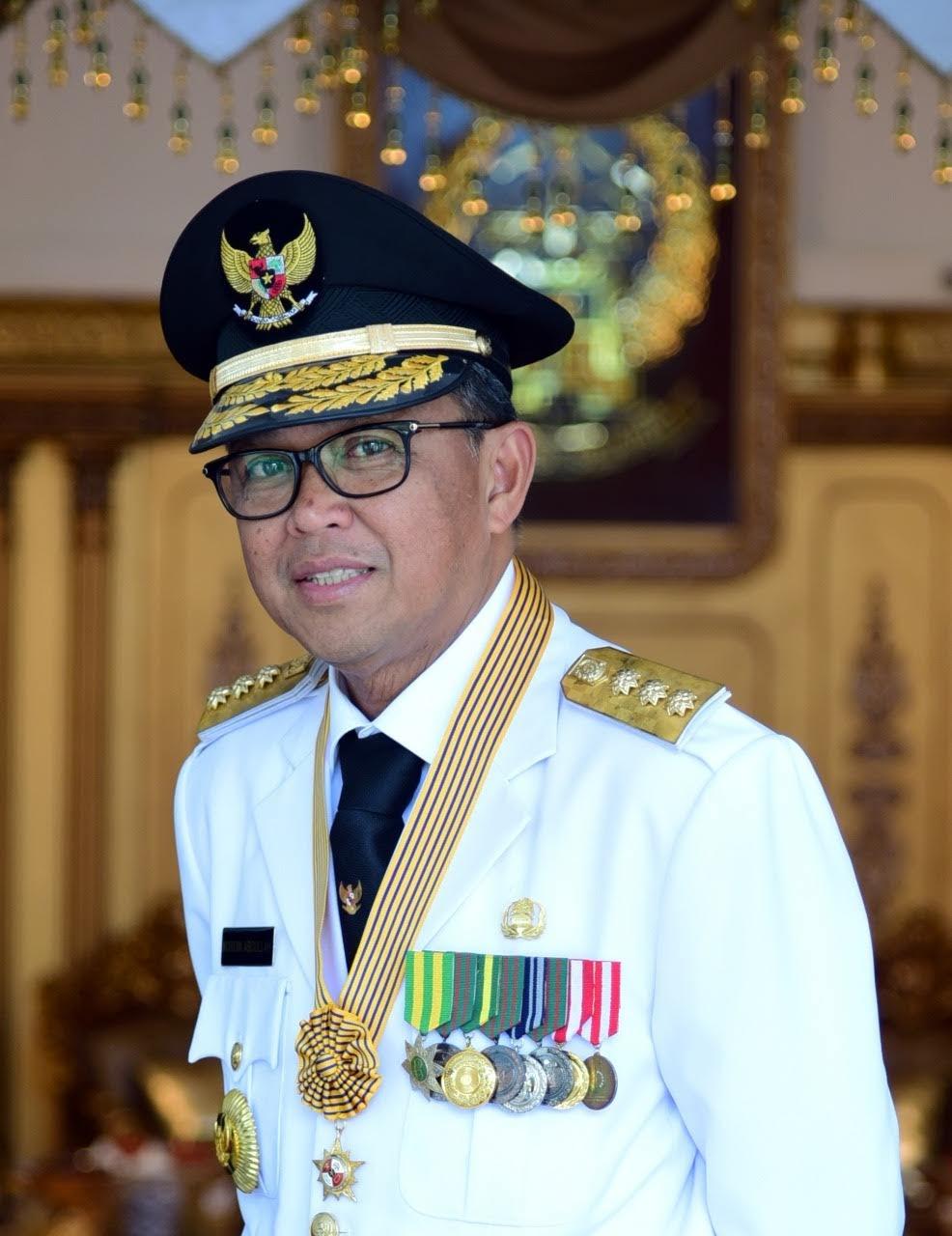Gubernur Sulsel Hadirkan Pemerintahan di Sulsel yang Terbuka, Transparan dan Partisipatif