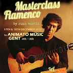 Juan Martin Master Classses
