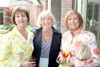 Ann Sweeney, Karen Parsinen and Kay Stromberg