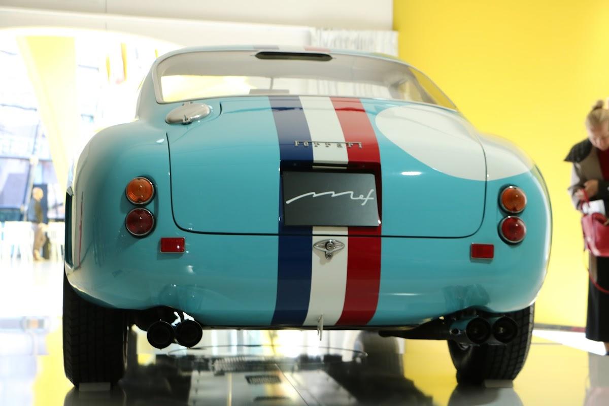 Modena - Enzo Museum 0011 - 1959 Ferrari 250 GT.jpg