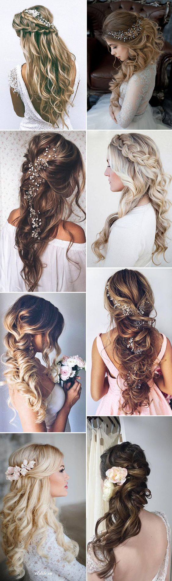 Hairstyles-Gorgeous Wedding Forٍ Chic Bride On Class World 11