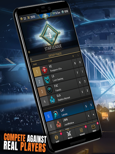 RIVALS Esports MOBA Manager screenshots 5