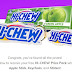 Free Hi-Chew Candy Halloween Prize Pack with Candy, Keychain and Sticker