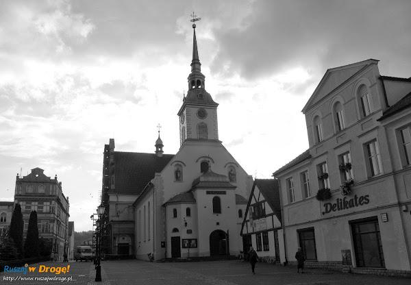 Wejherowo - Kościół Świętej Trójcy