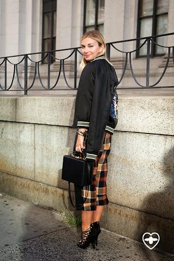 Nasiba Adilova, Fashion Editor, Comme Des Garcons trousers,