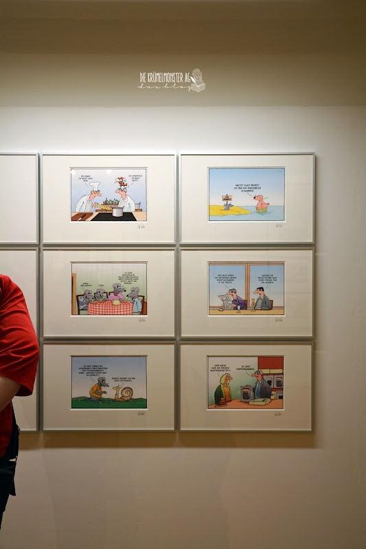 Ausstellung (16) Uli Stein in Hähnlein