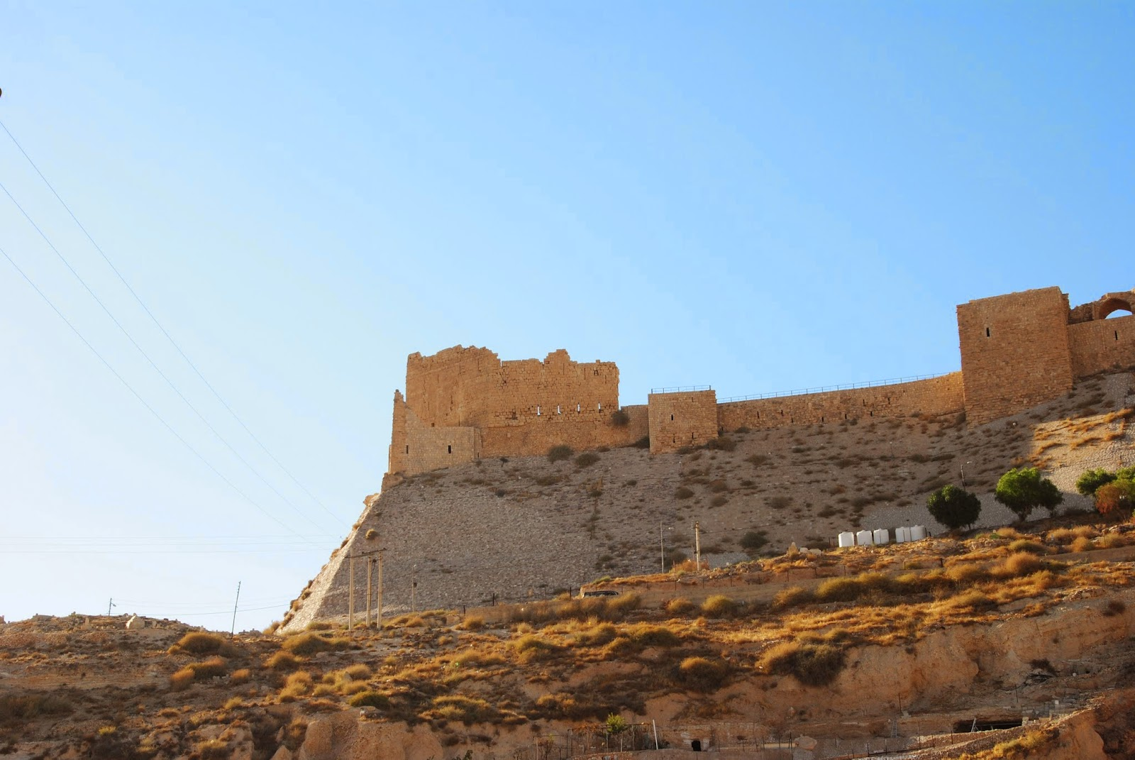 My Photos: Jordan -- Karak Crusader Castle