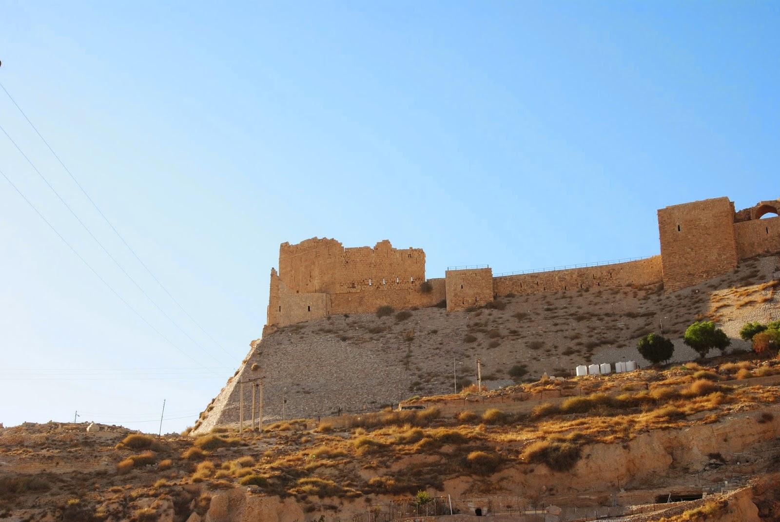 My Photos: Jordan -- Karak Crusader Castle