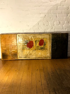 Geoffrey Detrani Signed  Painting
