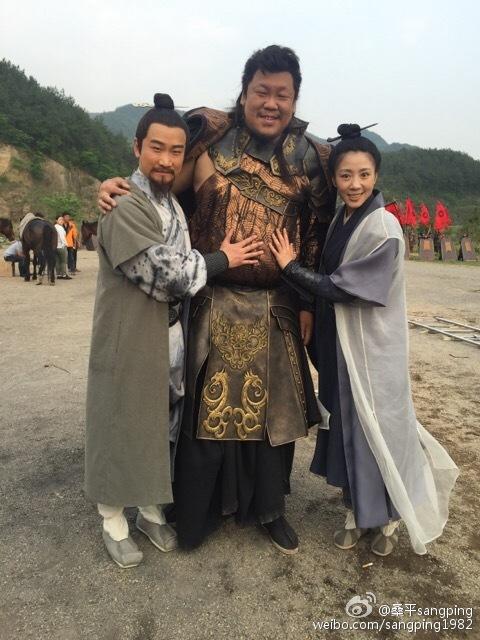 Sang Ping China Actor