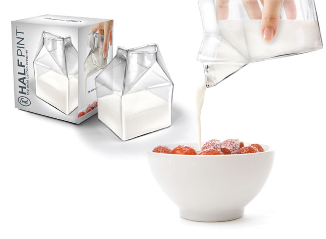 Cool Cream Product Glass Package