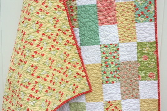 Easy Bricks Quilt Tutorial - Diary of a Quilter - a quilt blog : quick quilt projects - Adamdwight.com