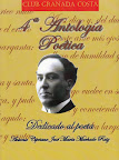 'Antología Poética' dedicada a Antonio Machado'. Colaboración de Carmen Carrasco. Editado por el Club Granada Costa