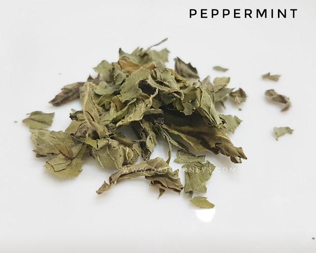 Manfaat dan Khasiat bunga peppermint