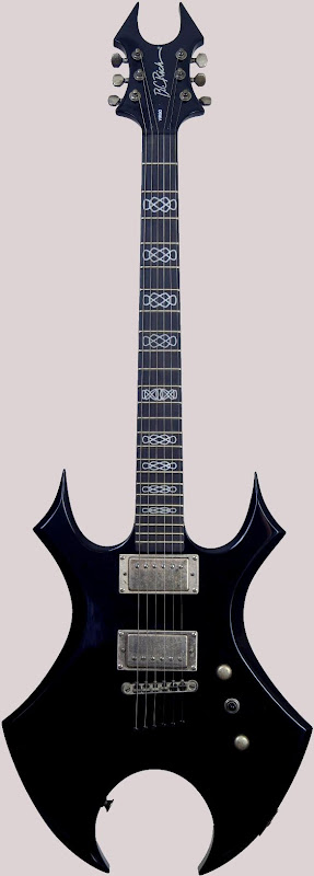 BC Rich Celtic Virgo