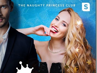 Review: ​At the Stroke of Midnight (Naughty Princess Club #1) by Tara Sivec