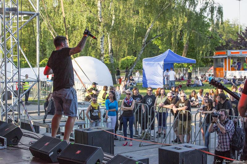 Foto galeria zdjęć koncerty śluby wesela Zmysłowski 2013-05-17 - Juwenalia w Bydgoszczy - koncert zespolu None