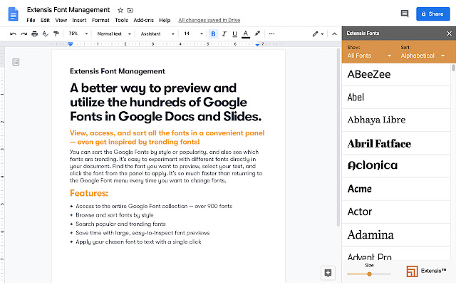 Can You Download Fonts For Google Docs
