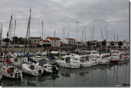 Ars-en-Ré est un port de plaisance de premier ordre ...