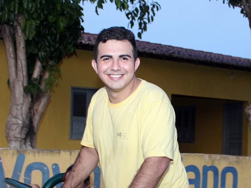 PREFEITO LUCAS MORAES SUSPENDE ATENDIMENTO POR MOTIVOS DE SAÚDE