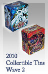 2010 Collectible Tins Wave 2
