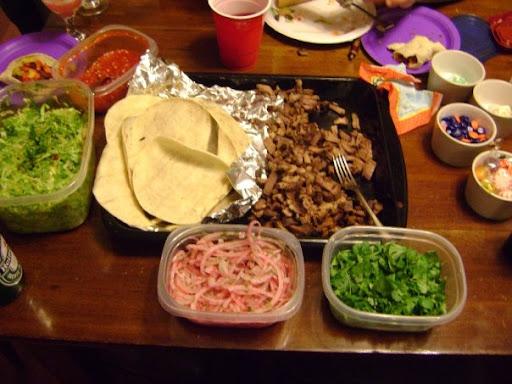 Tony's Braised Short Rib Tacos